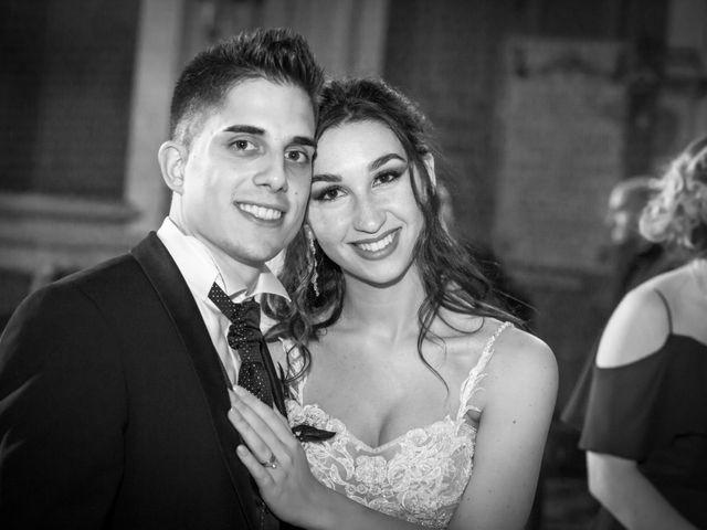 Il matrimonio di Nicholas e Chiara a Vignola, Modena 61