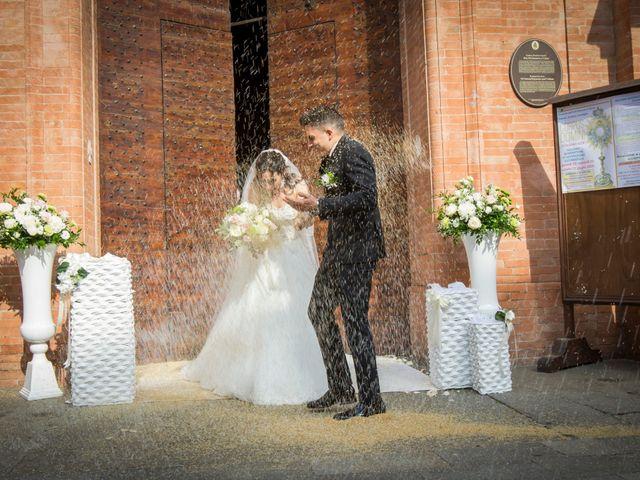 Il matrimonio di Nicholas e Chiara a Vignola, Modena 63