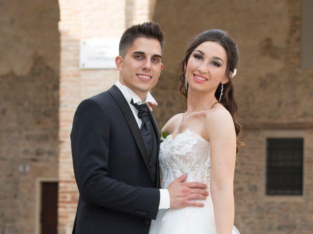 Il matrimonio di Nicholas e Chiara a Vignola, Modena 67