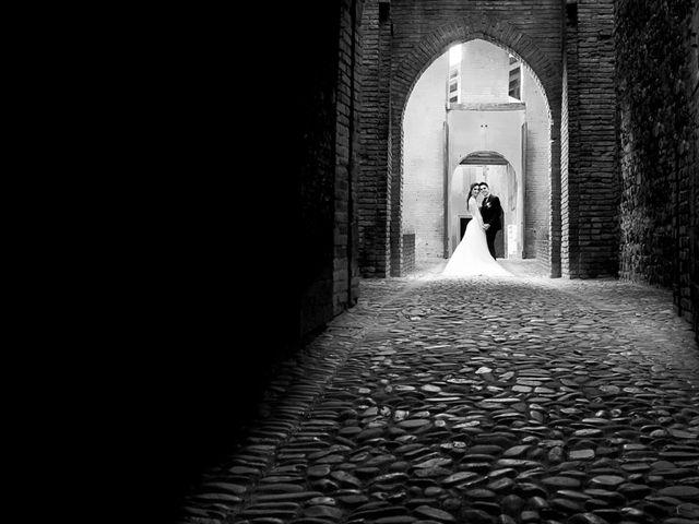 Il matrimonio di Nicholas e Chiara a Vignola, Modena 69