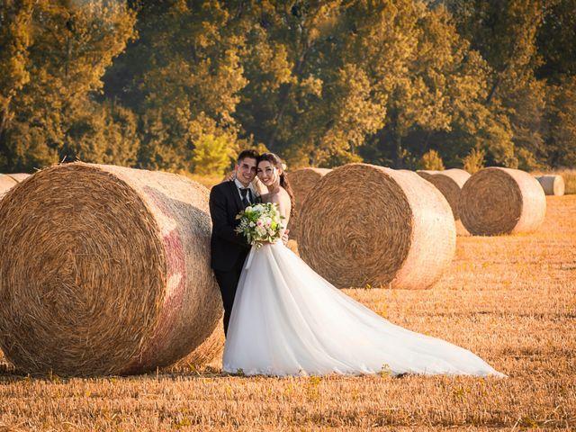 Il matrimonio di Nicholas e Chiara a Vignola, Modena 70