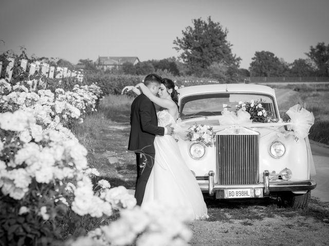 Il matrimonio di Nicholas e Chiara a Vignola, Modena 74