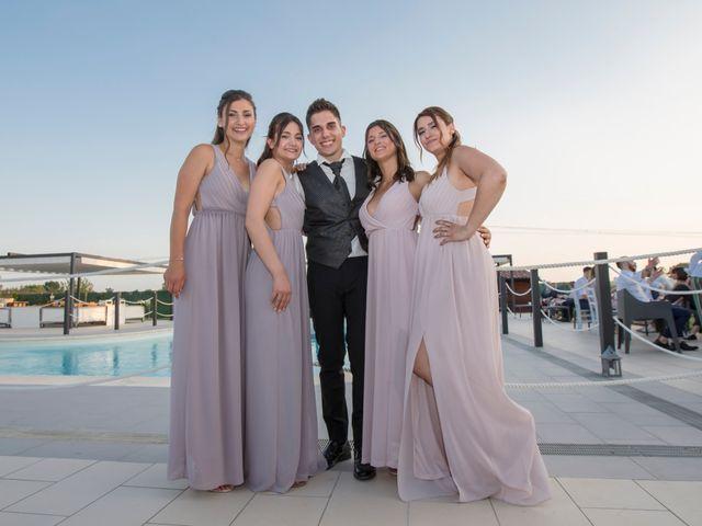 Il matrimonio di Nicholas e Chiara a Vignola, Modena 77