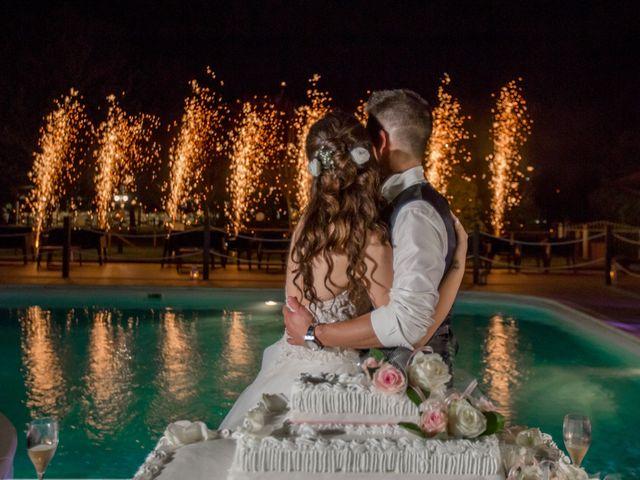 Il matrimonio di Nicholas e Chiara a Vignola, Modena 80