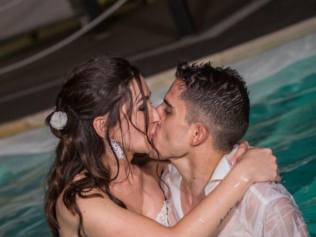 Il matrimonio di Nicholas e Chiara a Vignola, Modena 86
