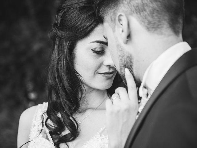 Le nozze di Noemi e Giuseppe