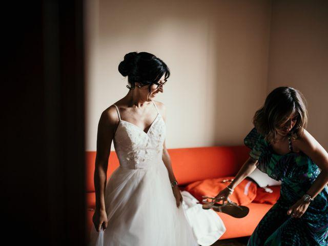 Il matrimonio di Kristofer e Valentina a Adro, Brescia 5