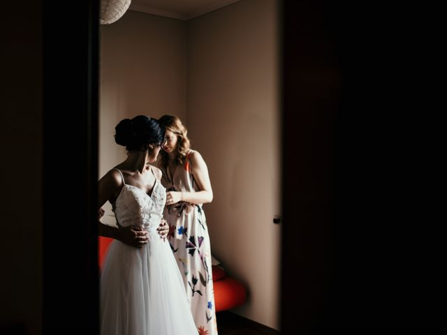 Il matrimonio di Kristofer e Valentina a Adro, Brescia 6