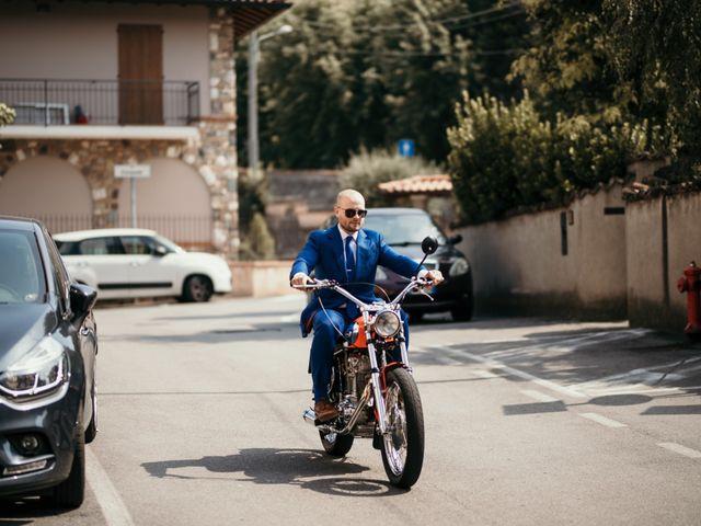 Il matrimonio di Kristofer e Valentina a Adro, Brescia 7