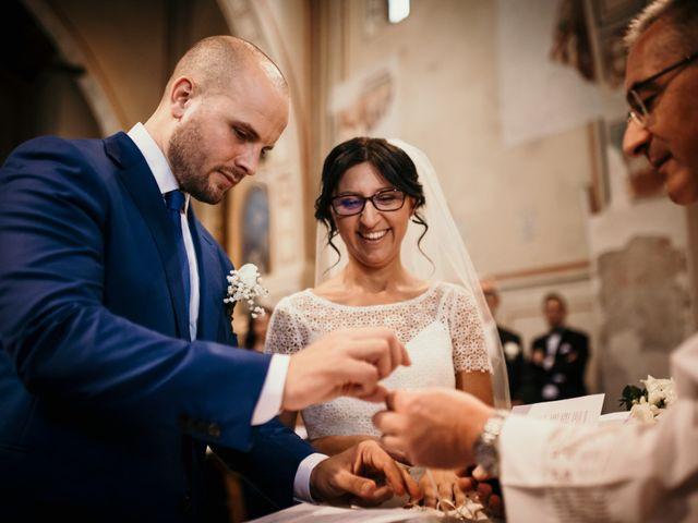 Il matrimonio di Kristofer e Valentina a Adro, Brescia 9