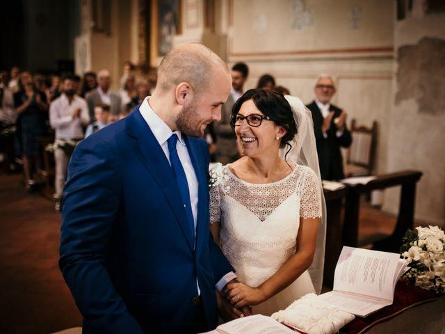 Il matrimonio di Kristofer e Valentina a Adro, Brescia 10