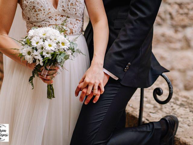 Il matrimonio di Alessandro e Giulia a Gubbio, Perugia 11