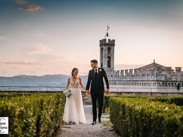 Il matrimonio di Alessandro e Giulia a Gubbio, Perugia 13