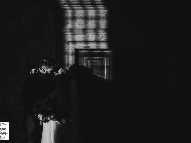 Il matrimonio di Alessandro e Giulia a Gubbio, Perugia 16