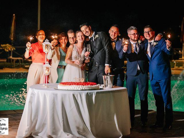 Il matrimonio di Alessandro e Giulia a Gubbio, Perugia 19