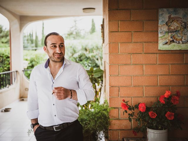 Il matrimonio di Oscar e Donatella a Caltanissetta, Caltanissetta 1