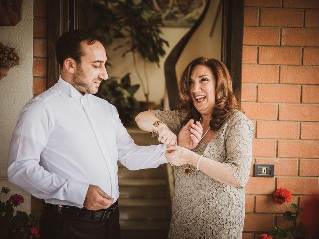 Il matrimonio di Oscar e Donatella a Caltanissetta, Caltanissetta 9