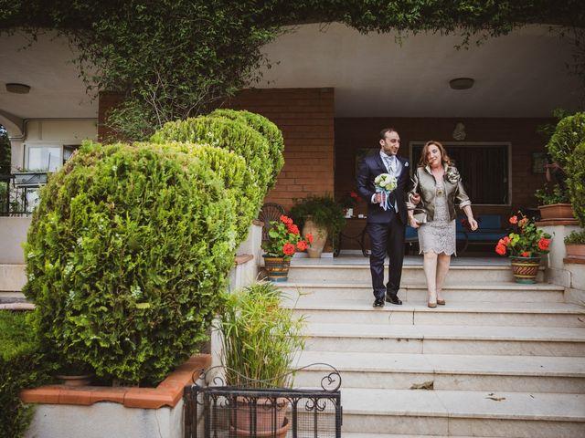 Il matrimonio di Oscar e Donatella a Caltanissetta, Caltanissetta 17