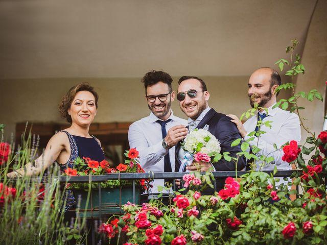 Il matrimonio di Oscar e Donatella a Caltanissetta, Caltanissetta 31