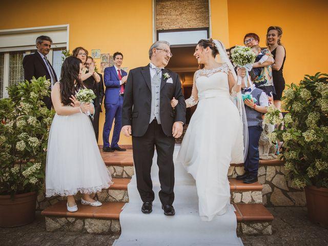 Il matrimonio di Oscar e Donatella a Caltanissetta, Caltanissetta 47