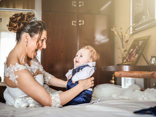 Il matrimonio di Oscar e Donatella a Caltanissetta, Caltanissetta 65