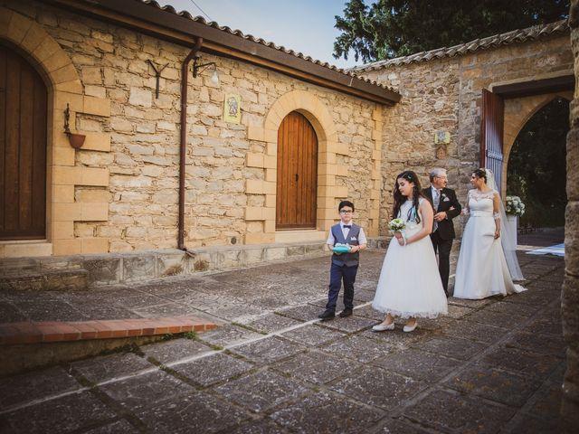 Il matrimonio di Oscar e Donatella a Caltanissetta, Caltanissetta 73