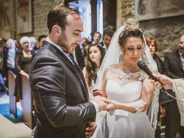 Il matrimonio di Oscar e Donatella a Caltanissetta, Caltanissetta 75
