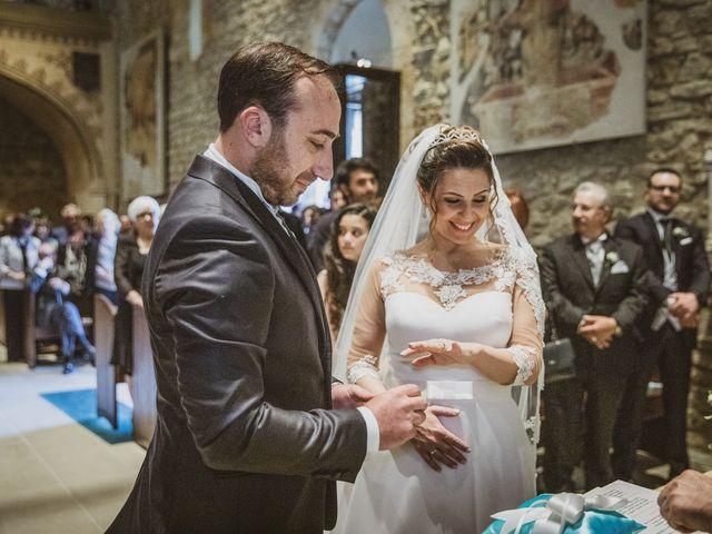 Il matrimonio di Oscar e Donatella a Caltanissetta, Caltanissetta 76