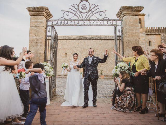 Il matrimonio di Oscar e Donatella a Caltanissetta, Caltanissetta 79
