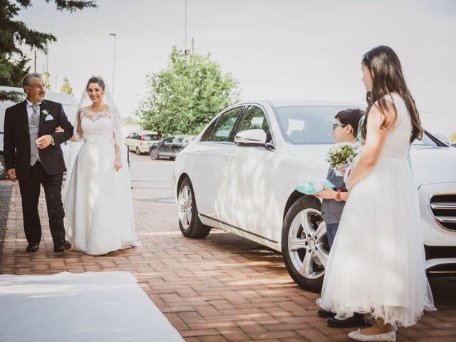 Il matrimonio di Oscar e Donatella a Caltanissetta, Caltanissetta 85