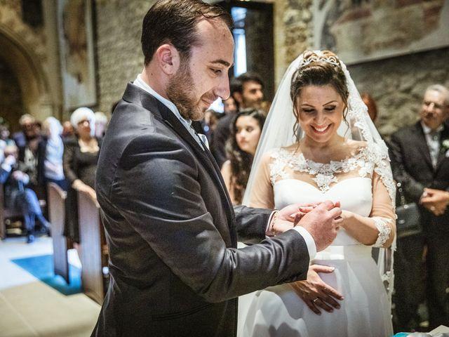 Il matrimonio di Oscar e Donatella a Caltanissetta, Caltanissetta 91