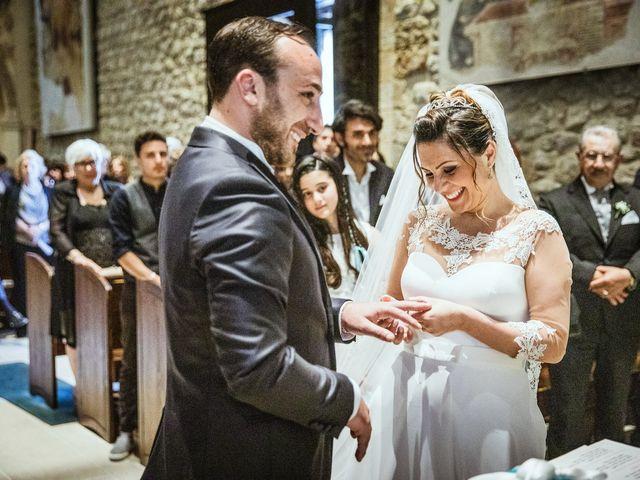 Il matrimonio di Oscar e Donatella a Caltanissetta, Caltanissetta 92