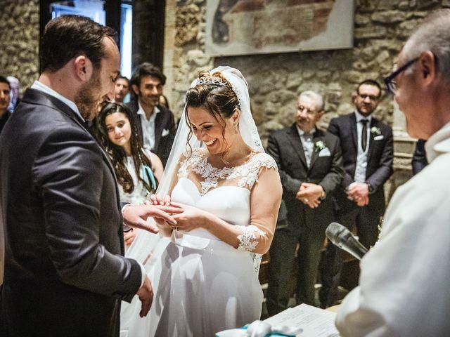 Il matrimonio di Oscar e Donatella a Caltanissetta, Caltanissetta 93
