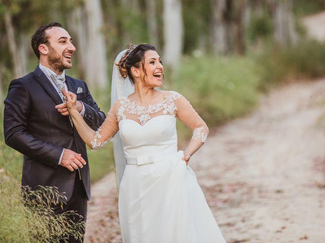 Il matrimonio di Oscar e Donatella a Caltanissetta, Caltanissetta 106