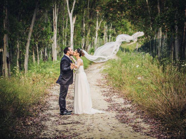 Il matrimonio di Oscar e Donatella a Caltanissetta, Caltanissetta 107