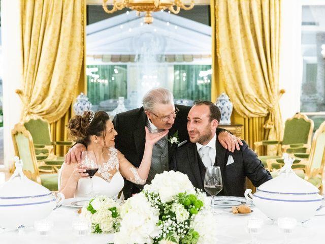 Il matrimonio di Oscar e Donatella a Caltanissetta, Caltanissetta 117