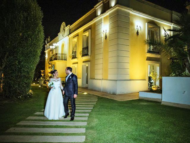 Il matrimonio di Oscar e Donatella a Caltanissetta, Caltanissetta 120