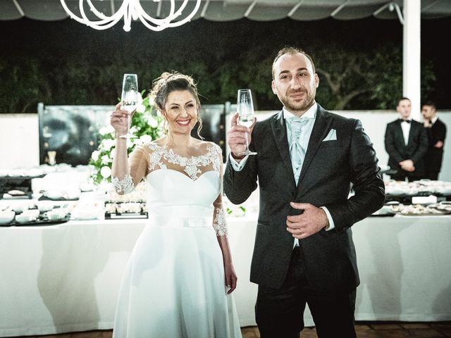 Il matrimonio di Oscar e Donatella a Caltanissetta, Caltanissetta 122