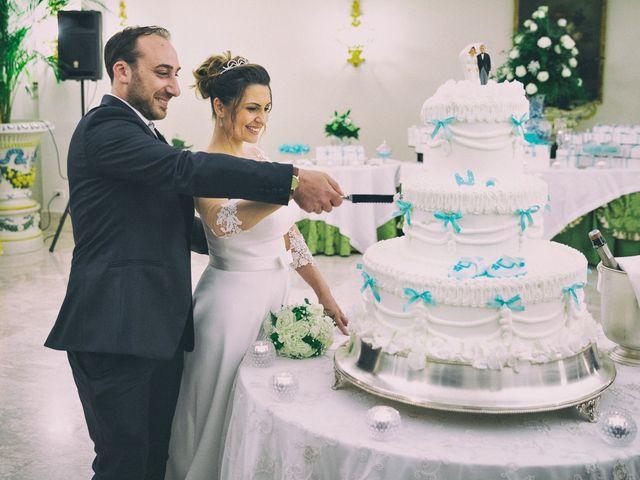 Il matrimonio di Oscar e Donatella a Caltanissetta, Caltanissetta 124