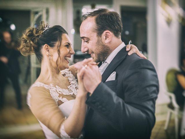 Il matrimonio di Oscar e Donatella a Caltanissetta, Caltanissetta 127