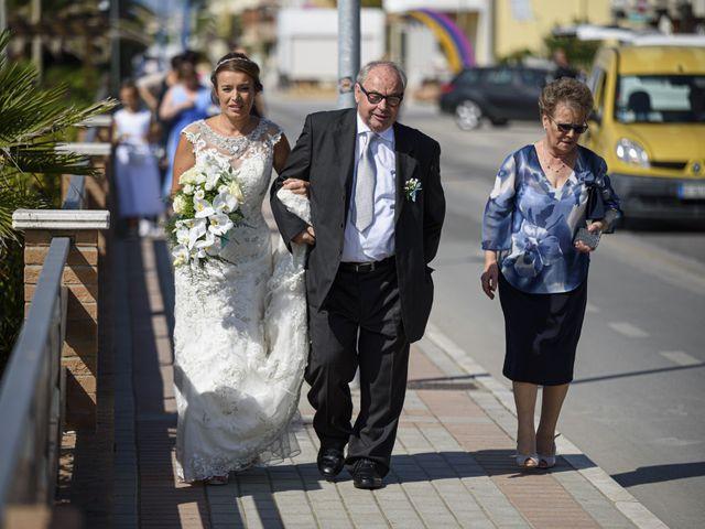 Il matrimonio di Marco e Mary a Follonica, Grosseto 25
