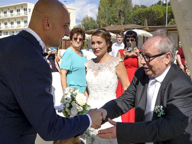 Il matrimonio di Marco e Mary a Follonica, Grosseto 27