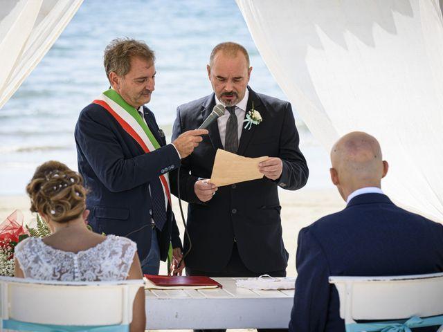 Il matrimonio di Marco e Mary a Follonica, Grosseto 28