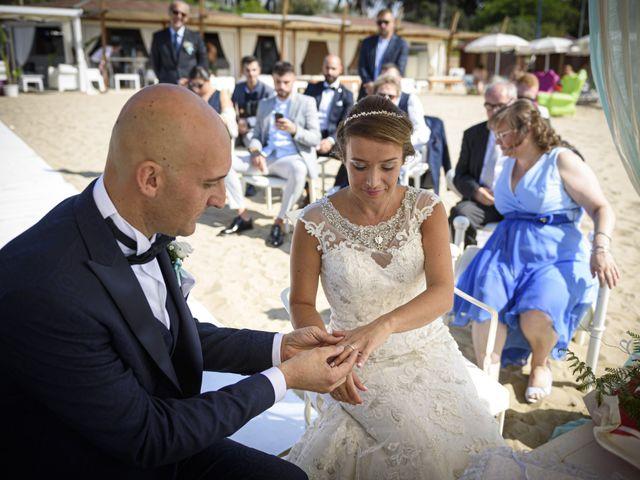 Il matrimonio di Marco e Mary a Follonica, Grosseto 31