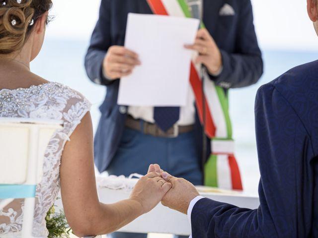 Il matrimonio di Marco e Mary a Follonica, Grosseto 33