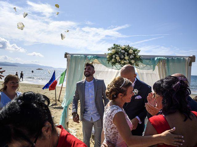 Il matrimonio di Marco e Mary a Follonica, Grosseto 35