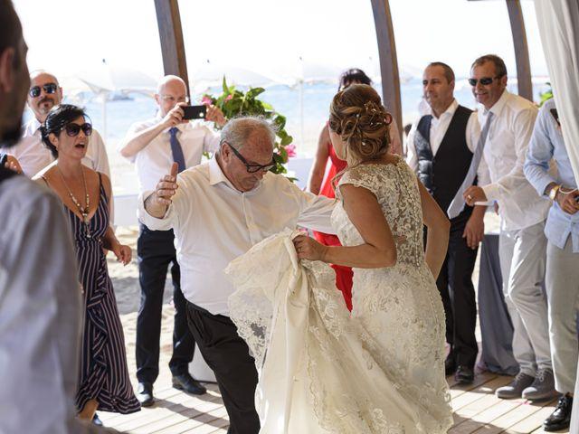 Il matrimonio di Marco e Mary a Follonica, Grosseto 52