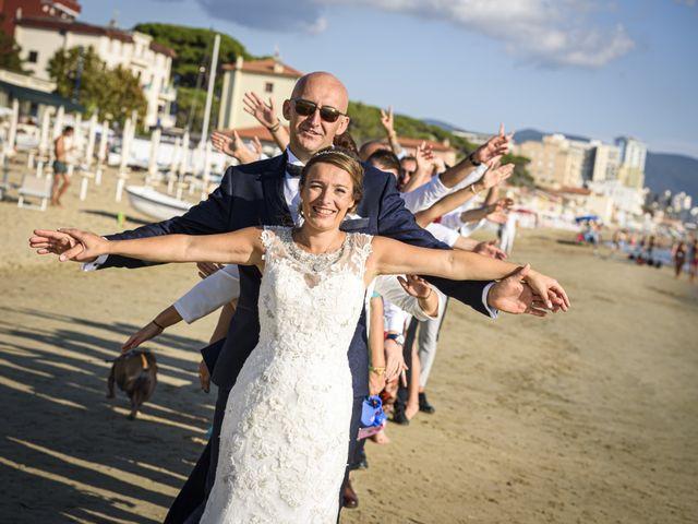 Il matrimonio di Marco e Mary a Follonica, Grosseto 2