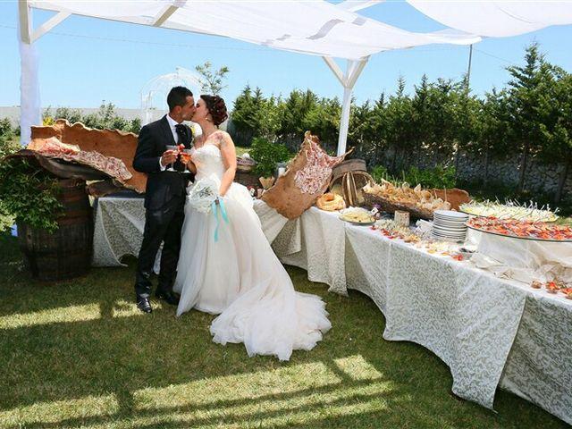 Il matrimonio di Claudio e Ornella a Muros, Sassari 1