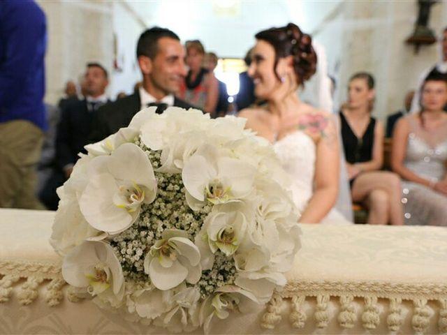 Il matrimonio di Claudio e Ornella a Muros, Sassari 2